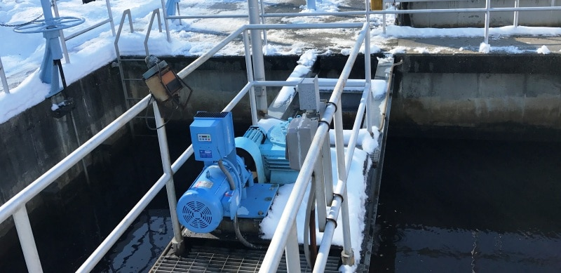 Wastewater facility newsletter